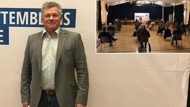 """Landeswahlkämpfer der Freie Wähler in Baden-Baden – Landesvorsitzender Klaus Wirthwein: """"Wir mussten trotz Corona-Beschränkungen tagen"""""""