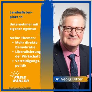 Dr. Georg Bitter